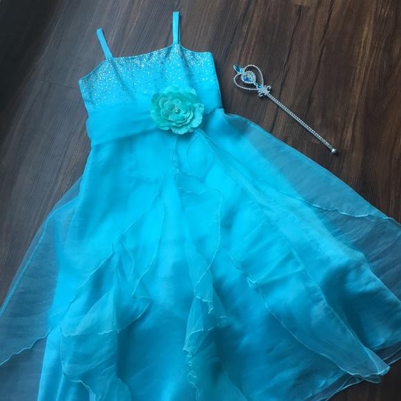 iEFiEL Other - Cinderella-Like Dress & Wand
